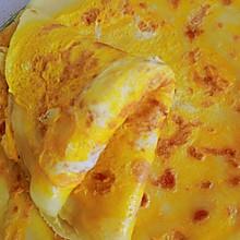 #换着花样吃早餐#鸡蛋饼