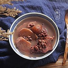 赤小豆粉葛猪骨汤