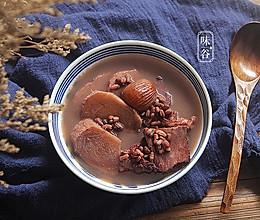 赤小豆粉葛猪骨汤的做法