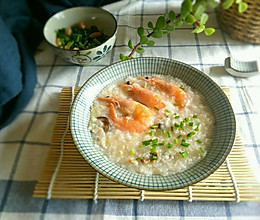 超级美味的海鲜粥-值得为它下功夫的做法