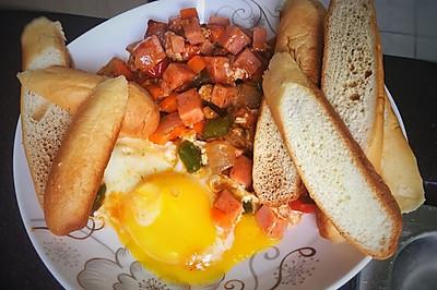 地狱蛋--配面包超级