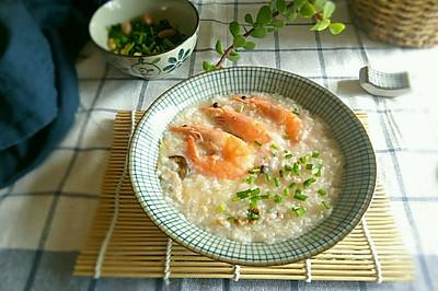 超级美味的海鲜粥-值得为它下功夫