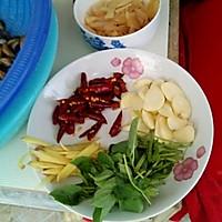 辣炒海瓜子的做法图解2