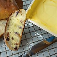蔓越莓核桃软欧+#安佳黑科技易涂抹软黄油#的做法图解6