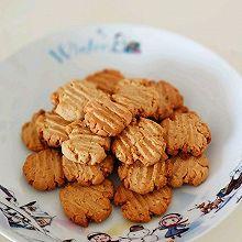 茶点:花生酥饼干