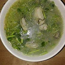 萝卜丝海蛎汤