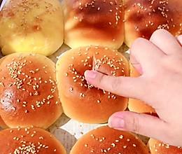 奶黄面包的做法
