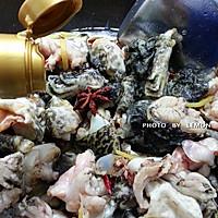 春节筵席上的下酒菜干锅牛蛙的做法图解10
