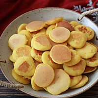 玉米面松饼的做法图解7