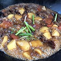#助力高考营养餐#番茄土豆炖牛腩的做法图解22