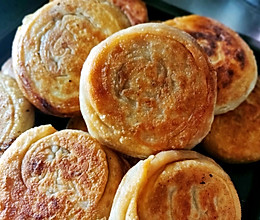 宫廷香酥牛肉饼的做法