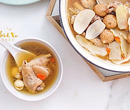 广东人最爱喝的滋补靓汤:清补凉#餐桌上的春日限定#的做法