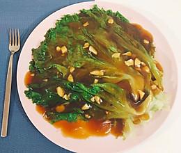 举世无双蚝油生菜的做法
