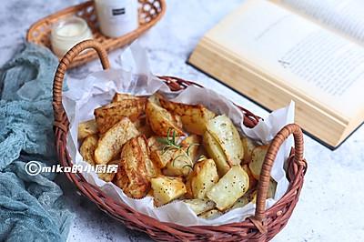 双拼烤薯角