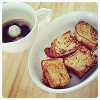 香喷喷的早餐-黄油牛奶面包片的做法图解5