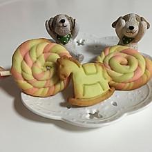 棒棒糖饼干