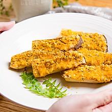蒜香黄油杏鲍菇