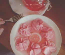 雪碧樱桃萝卜的做法