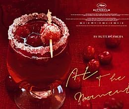 """#""""莓""""好春光日志#蔓越莓红红果果特饮的做法"""