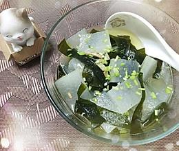 海带冬瓜汤(减肥必备)的做法
