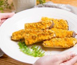 蒜香黄油杏鲍菇的做法