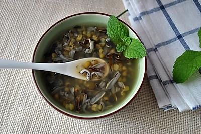 菰米绿豆汤——消暑提神 营养丰富!