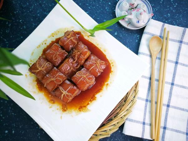 父亲最爱吃的~~东坡肉的做法