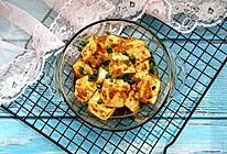 咸蛋黄蒸豆腐的做法