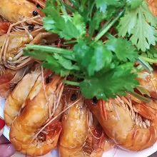 #豪吉川香美味#红烧大虾