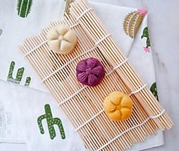 自制桃山皮月饼,宝宝可以吃的低糖少油健康月饼的做法