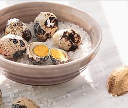 [快厨房]盐焗鹌鹑蛋的做法