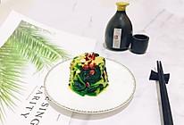 花生麻酱拌菠菜#网红美食我来做#的做法