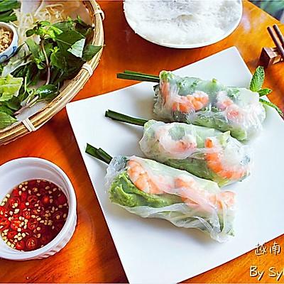 越南一叶春卷--东南亚的异国香(3)