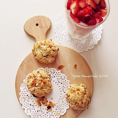 健康小食--苹果软曲奇