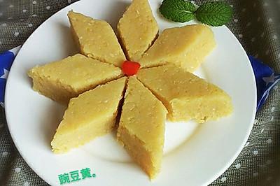 点心~德国Miji爱心菜+豌豆黄(去皮版)
