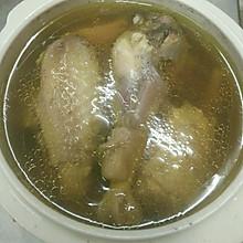 花期参老鸡汤