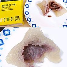 #爱乐甜夏日轻脂甜蜜#水晶西米粽