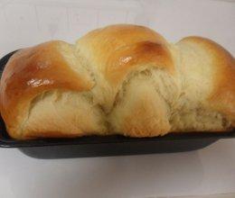超级柔软的北海道牛奶土司的做法