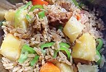 焖饭之五花肉篇的做法