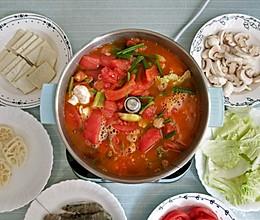 红番汤锅的做法