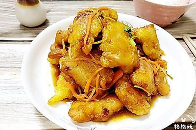 东北硬菜锅包肉