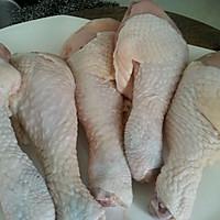柠檬香剔骨鸡腿肉的做法图解1