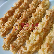 #麦子厨房#小红锅#生酮曲奇棒