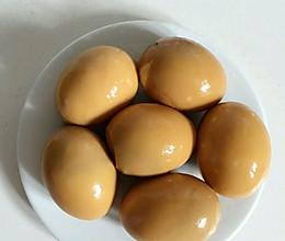 乡巴佬卤鸡蛋#饭趣酱油#的做法