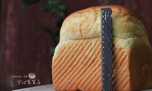 【纯蛋吐司】——开外挂的超爆发力面包的做法