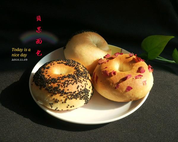 贝果面包的做法