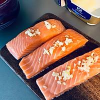 柠香三文鱼的做法图解4