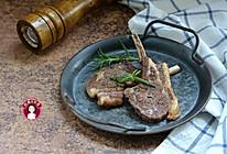 #全电厨王料理挑战赛热力开战!#烤羊排的做法