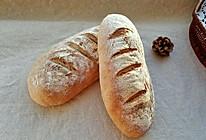无油无糖的瑞士乡村面包的做法