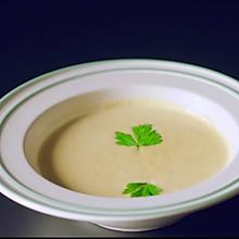 菜花奶油浓汤